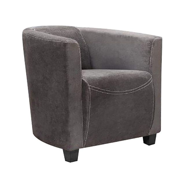 Altobuy Mangaby - Fauteuil Anthracite