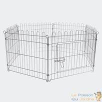 Cloture jardin pour chien - catalogue 2019 - [RueDuCommerce - Carrefour]