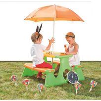 Paradiso Toys - Paradiso Table Pique Nique et parasol