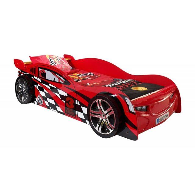 Vipack Funbeds Lit voiture Night Speeder