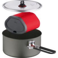 Msr - Quick Solo - Vaisselle - System rouge/noir