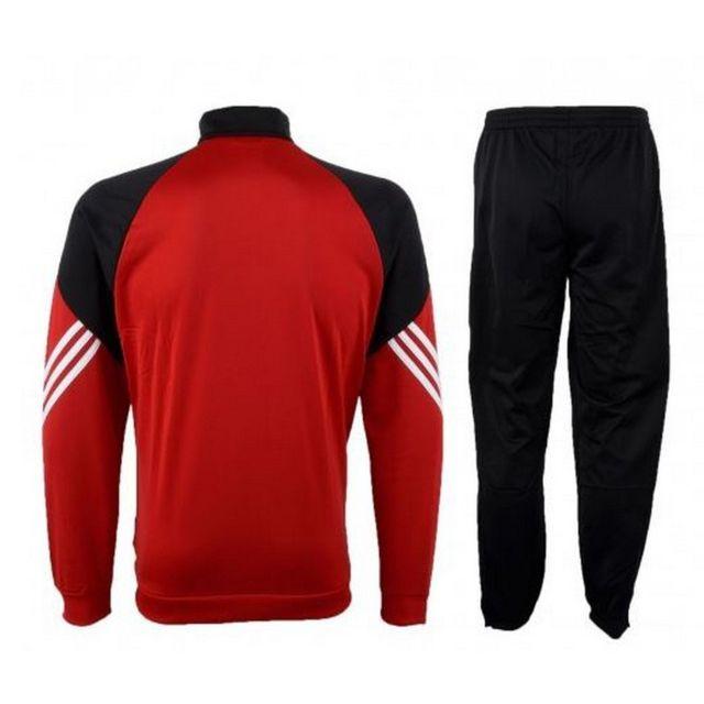 jogging adidas hommes rouge