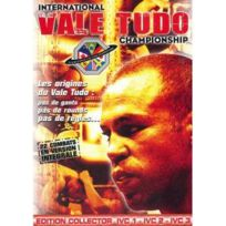 Fightsport - International Vale Tudo Championship 1 - 2 - 3