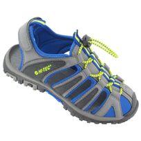 Hitec - Hi-Tec Cove - Sandales - gris/bleu