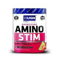 Usn - Acides Aminés Amino Stim Fraise Limonade 330 g