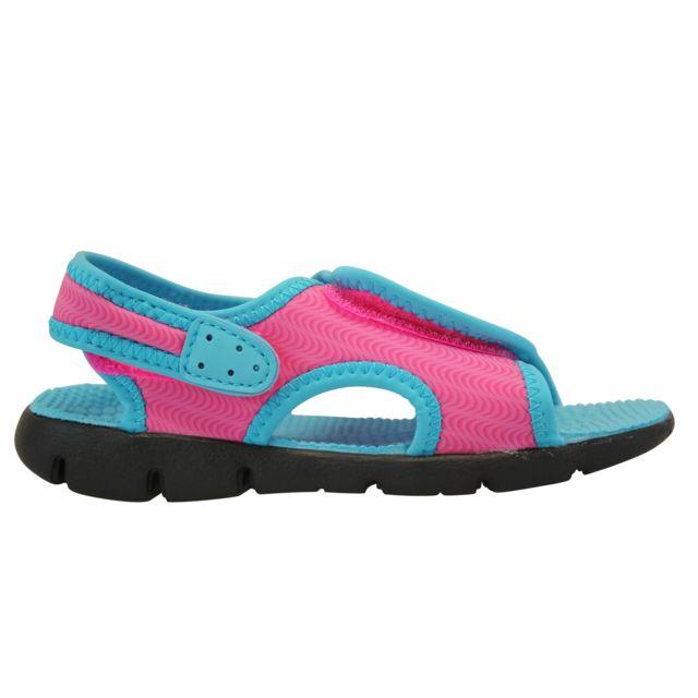 5182b4806d7 Nike - Sunray Adjust 4 - pas cher Achat   Vente Sandales et tongs enfant -  RueDuCommerce
