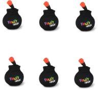 Ninja Division - Ninja Fruit Peluche sonore Bombe 13 cm