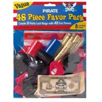 Riethmuller - Sachet de 48 Pieces Pirates