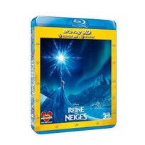 La reine des neiges Combo Blu-Ray 3D