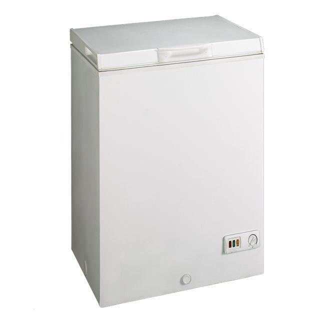 HAIER congélateur coffre 55cm 103l a+ blanc - bd-103raa