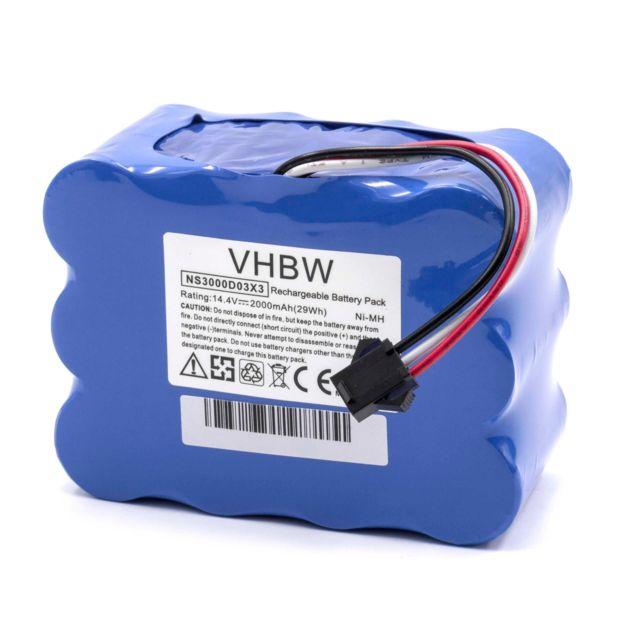 AKKU BATTERIE 14.4V 2200mAh für HOOVER RBC003 RBC003 011
