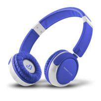 Energy Sistem - Casque Dj300 Blue et White Freestyle