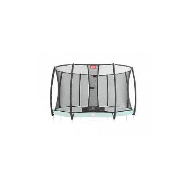 berg toys filet de protection pour trampoline berg safety net deluxe 430 pas cher achat. Black Bedroom Furniture Sets. Home Design Ideas