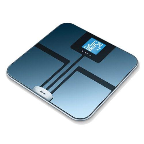BEURER Pèse-personne impédancemètre design en verre ITO BF 750