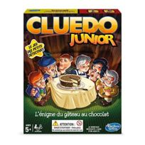 Jeux Enfants - Jeu de Réflexion - Cluedo Junior