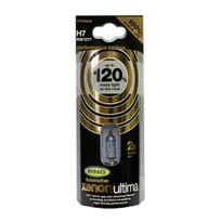 Ring automotive - 2 ampoules H7 Xenon Ultima +120