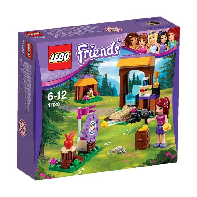 Lego - FRIENDS - Tir à l'arc à la base d'aventure - 41120