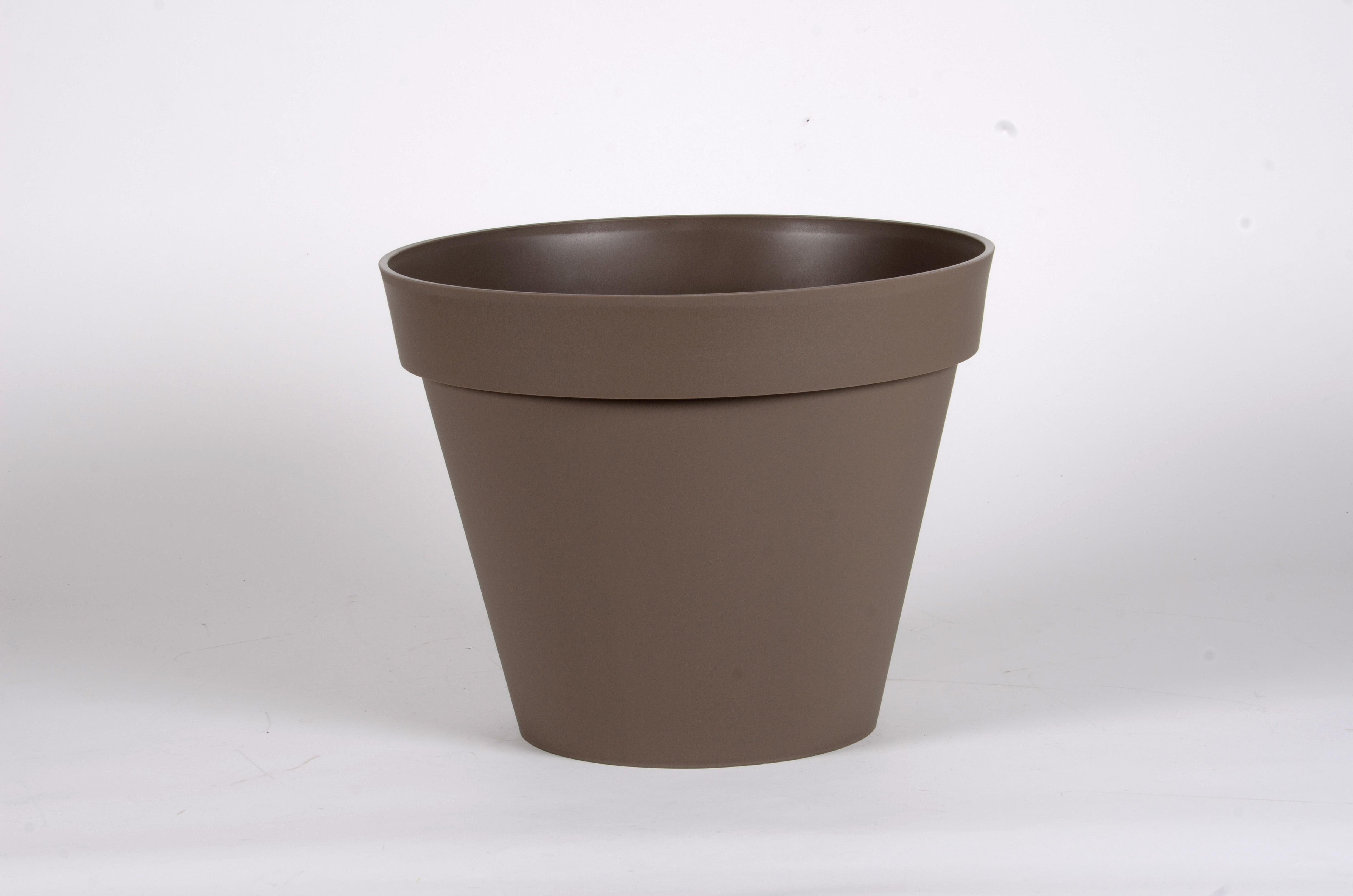 """EDA Pot """"Toscane"""" - Taupe."""