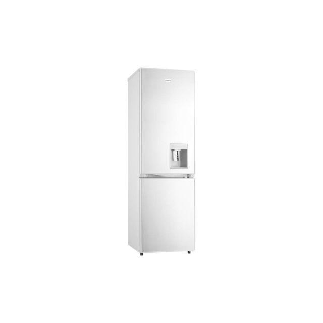 oceanic oceafc246ddw refrigerateur congelateur bas distributeur deau 246l 173 73l froid. Black Bedroom Furniture Sets. Home Design Ideas