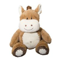 Wild Planet - All About Nature - Wild Planet All About Nature Peluche Cheval 35 Cm