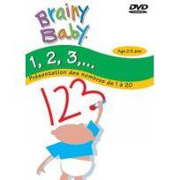 The Brainy Company - Brainy Baby - 1, 2, 3 - Présentation des nombres de 1 à 20