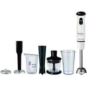 moulinex mixeur plongeant multifonctions 700w dd865110 pas cher achat vente mixeur. Black Bedroom Furniture Sets. Home Design Ideas