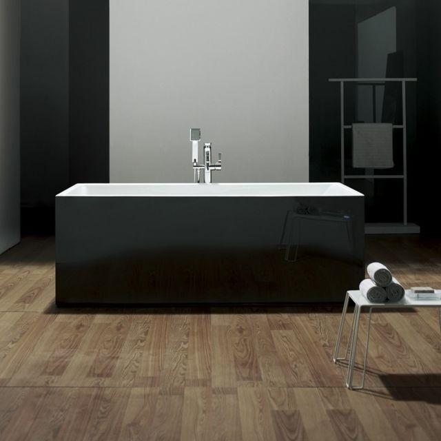 rue du bain baignoire ilot rectangulaire acrylique. Black Bedroom Furniture Sets. Home Design Ideas