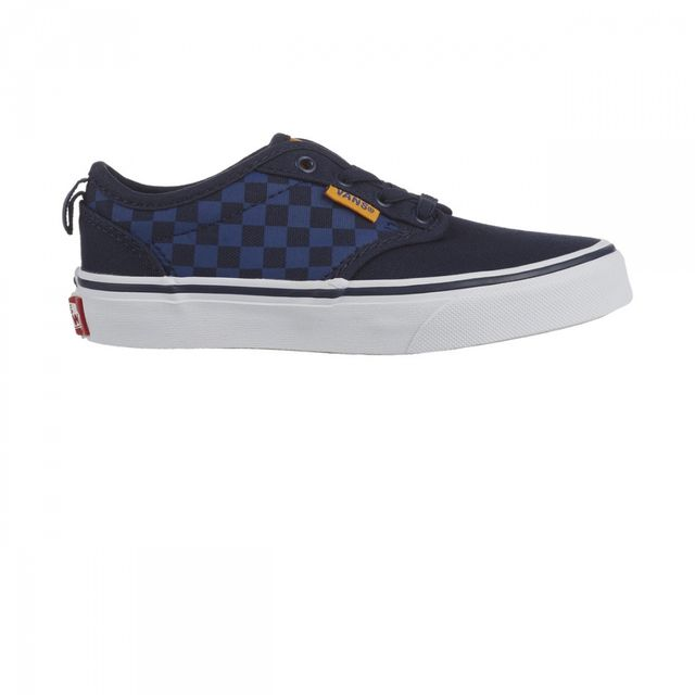 Vans Atwood Checkers Chaussure Garcon pas cher Achat