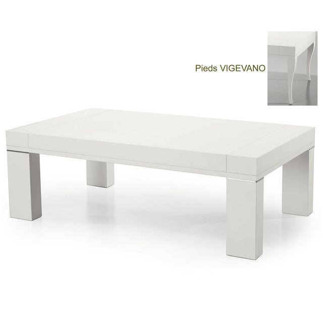 Jcsilla Table basse vigevano elevable