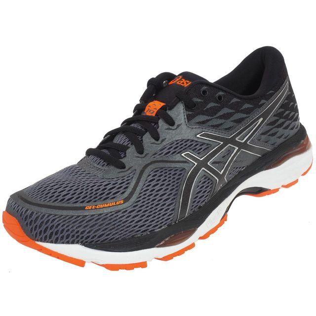 3acea7b6e9c Asics - Chaussures running Cumulus 19 gel carbon run Gris 59522 - pas cher  Achat   Vente Chaussures running - RueDuCommerce