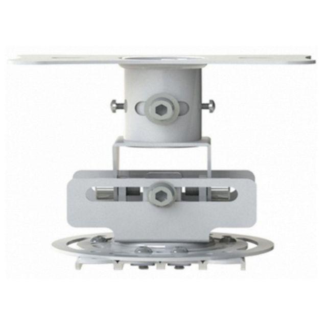 support plafond pour vidéoprojecteur blanc - ocm818w-ru