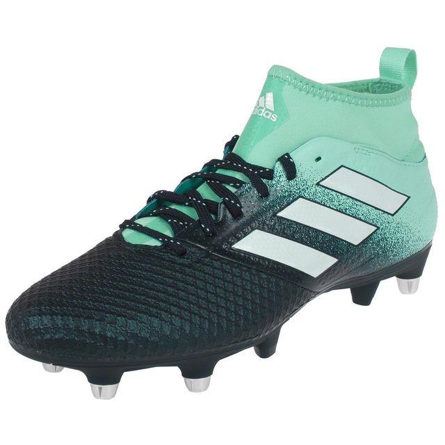Adidas - Chaussures football vissées Ace 17.3 sg Bleu 74835 ...