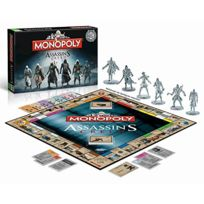 Winning Moves - Monopoly: Assassin'S Creed