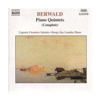 Naxos - L'Intégrale des oeuvres pour quintette pour piano