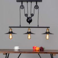 Triple Industrielle Suspension Lampe Piattino Suspension Lampe Piattino Industrielle Triple UzpMqSVGL