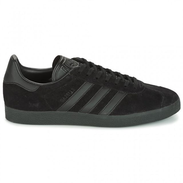plus récent 777fa e2234 Adidas - chaussure gazelle cuir/suede cuir/textile - pas ...