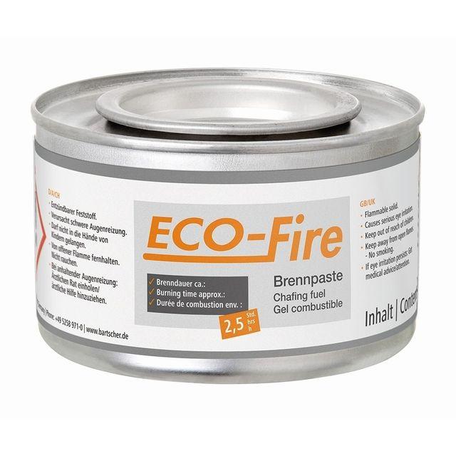 Bartscher Eco fire gel combustible