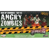 Guillotine Games - Jeux de société - Zombicide - Angry Zombies