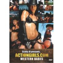 Bach Films - Actiongirls.com : Western Babes