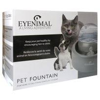 Eyenimal - Fontaine à eau pour Chien et Chat Pet Fountain