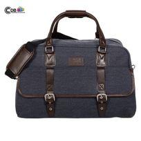 Compagnie Du Bagage - Sac de voyage So British bleu