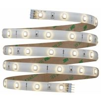 Paulmann - Bandeau lumineux Led - adhésif - flexible - YourLED - kit de base - 3M - 3000K