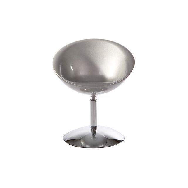 Fauteuil design 59x64x77cm Bowling