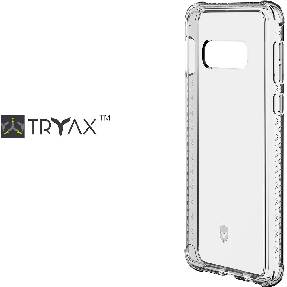 Coque renforcée transparente Force Case Air pour Samsung Galaxy S10 G973