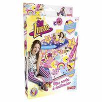 Lansay - Soy Luna - Soy Luna - Mes Cartes à Customiser