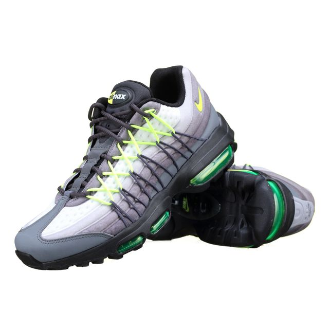 a48852560b61 Nike - Basket Air Max 95 Ultra Se 845033 - 007 Gris - pas cher Achat / Vente  Baskets homme - RueDuCommerce