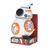 Simba Toy - Peluche Star Wars 7 Bb-8 25 cm dans une boîte cadeau Blanc