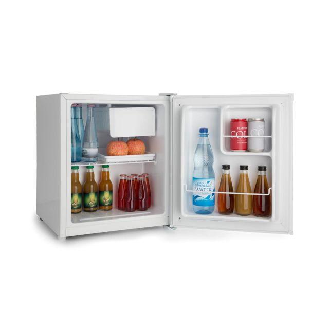 KLARSTEIN Snoopy Eco Mini réfrigérateur & congélateur 46 L - Minibar 41 dB classe A++ - blanc