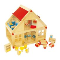 Small Foot Design - Maison de poupées d'habitation