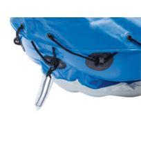 Kayak gonflable lite rapide - 2 personnes - Bleu